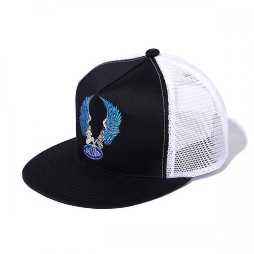 CHALLENGER EMBROIDERED ANGELS MESH CAP