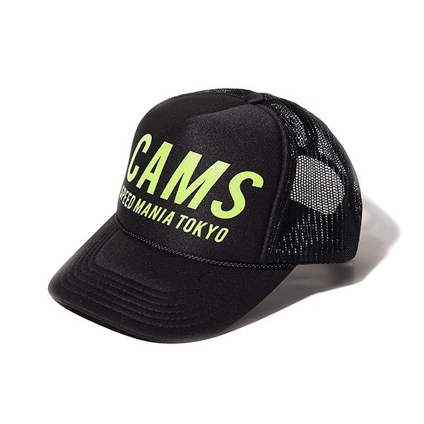 CHALLENGER SHOP SAM'S CAMS SMT MESH CAP