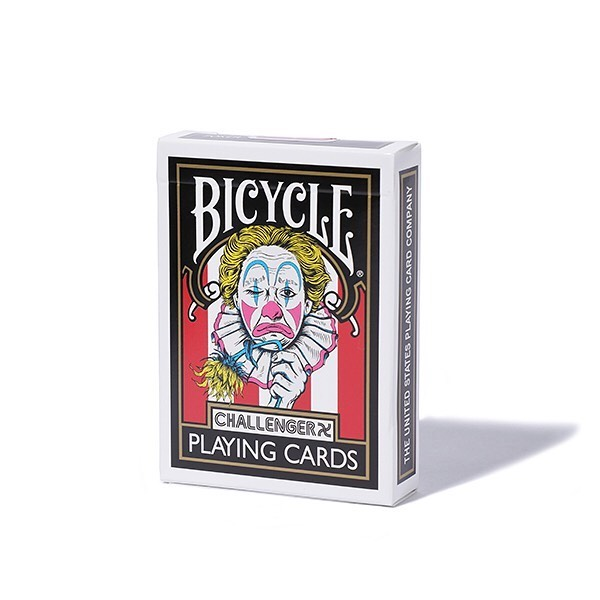 CHALLENGER BICYCLE PLAYING CARDS