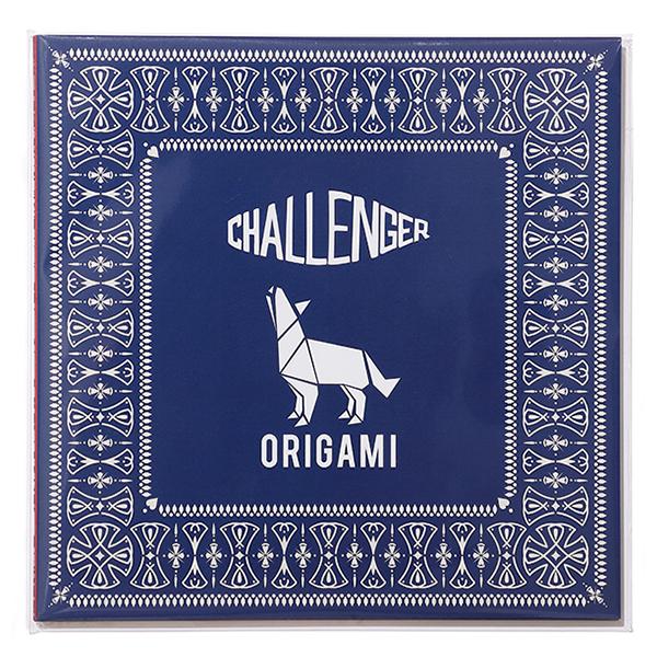 CHALLENGER ORIGINAL ORIGAMI