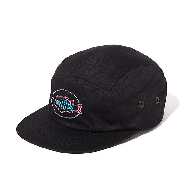 CHALLENGER BASS NEON SIGN CAP