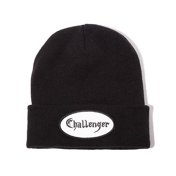 CHALLENGER PATCH KNIT CAP
