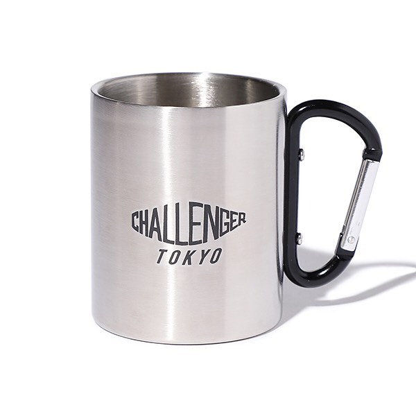 CHALLENGER STAINLESS MUG