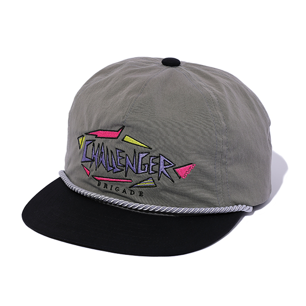 CHALLENGER 80'S NYLON CAP