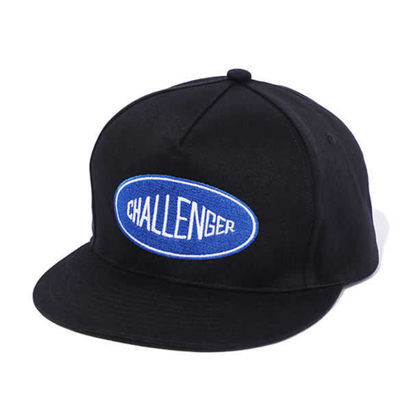 CHALLENGER LOGO TWILL CAP