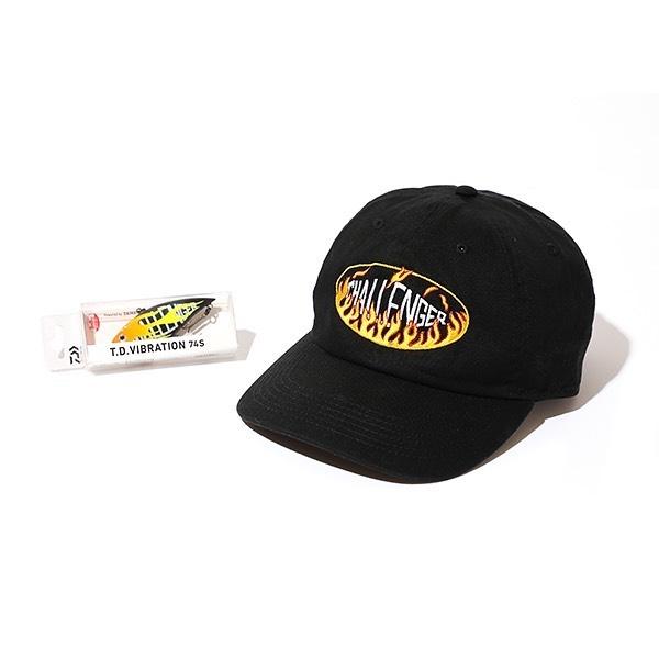 CHALLENGER FIRE CAP