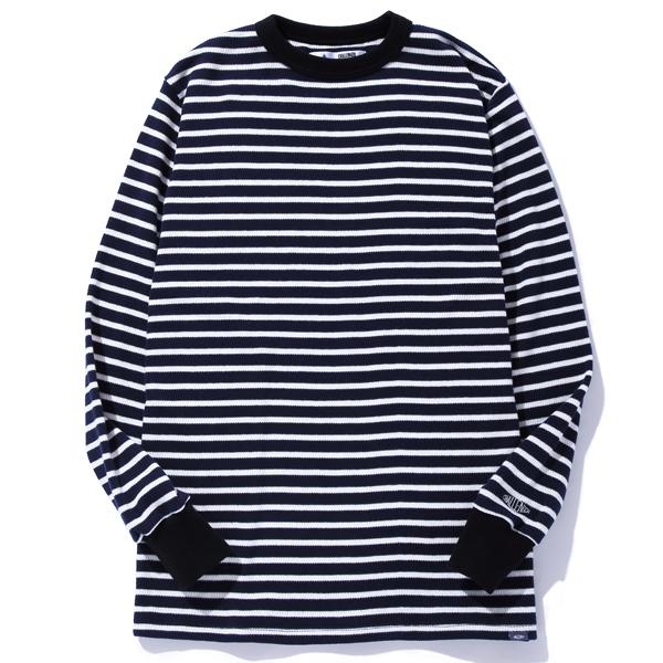 CHALLENGER L/S BORDER THERMAL TEE