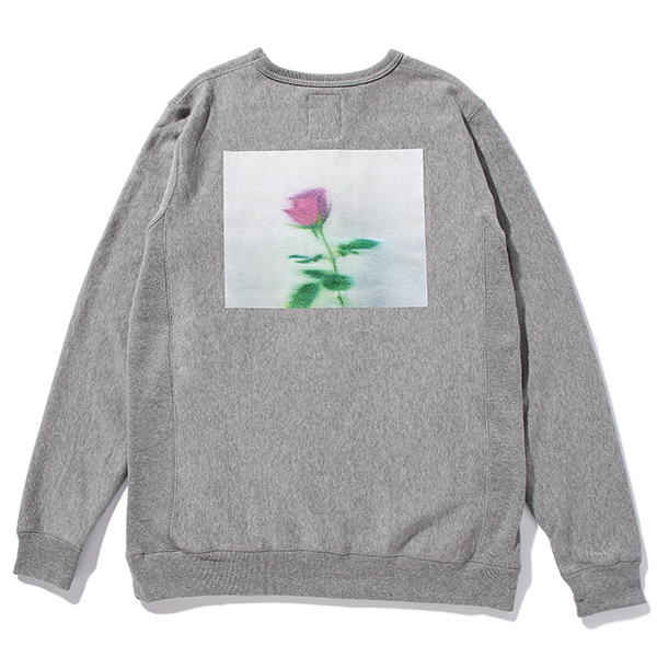 CHALLENGER C/N STREET FLOWER SWEAT