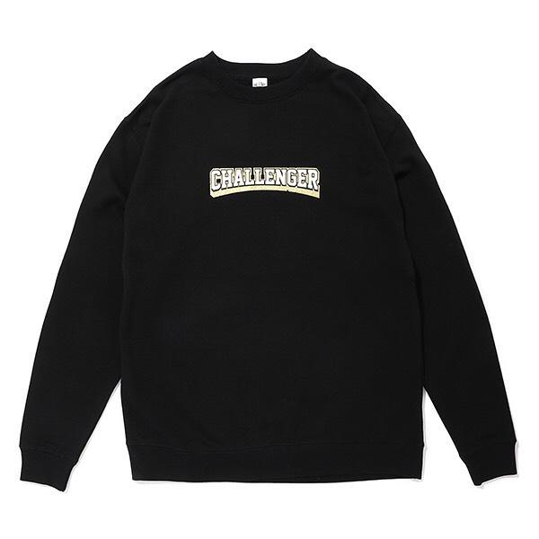 CHALLENGER COLLEGE LOGO C/N SWEAT
