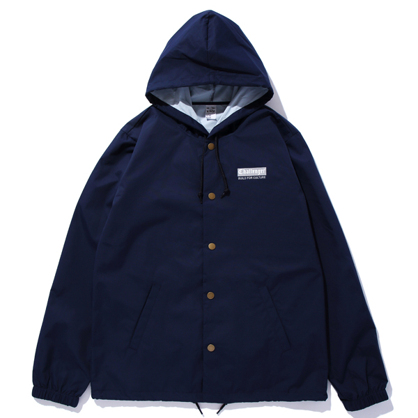 CHALLENGER REFLECTOR HOODED JACEKT
