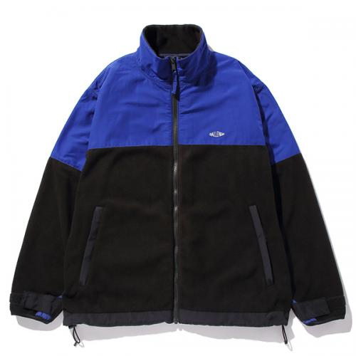 CHALLENGER FLEECE ZIP UP JACKET