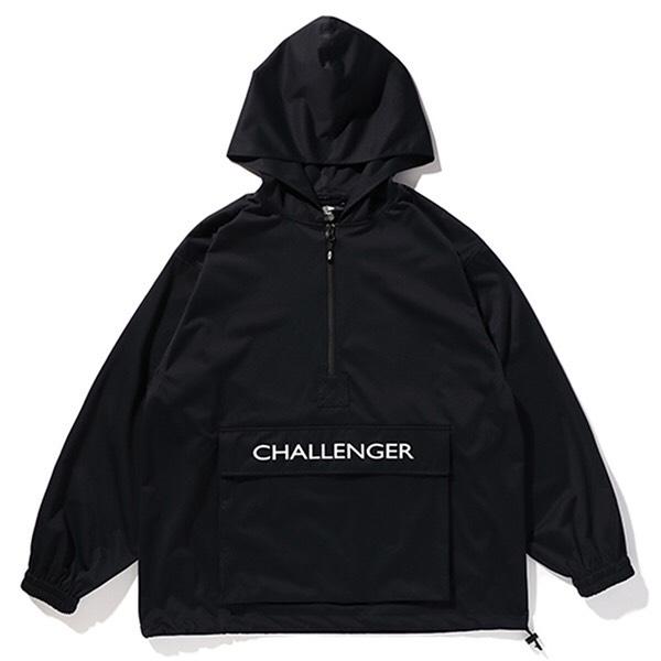CHALLENGER NYLON ANORAK JACKET