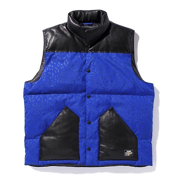 CHALLENGER CITY DOWN VEST