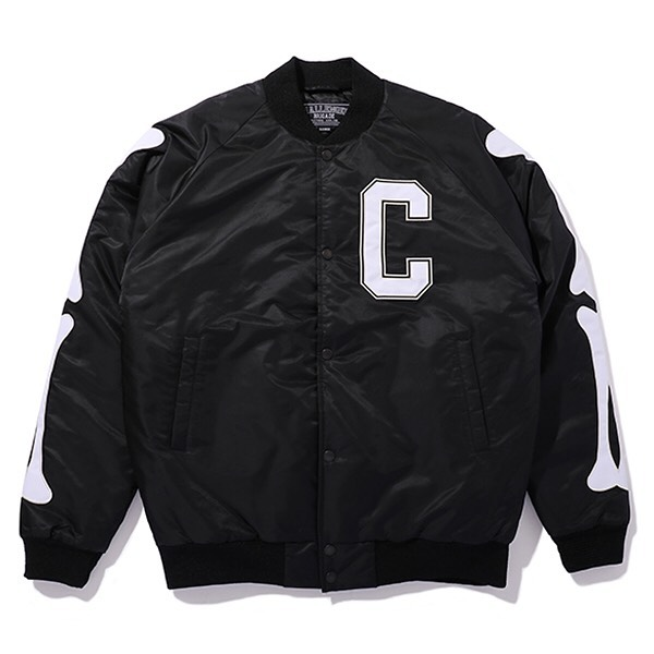 CHALLENGER NYLON BONE JACKET