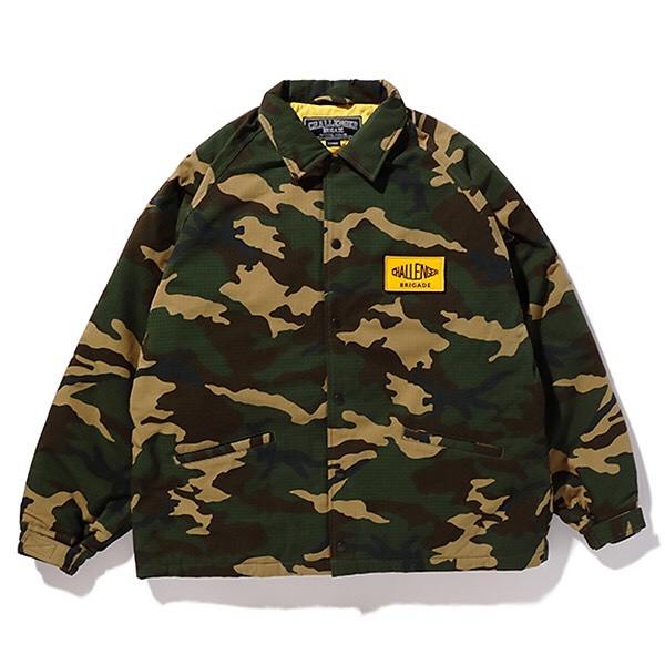 CHALLENGER MILITARY COACH JACKET