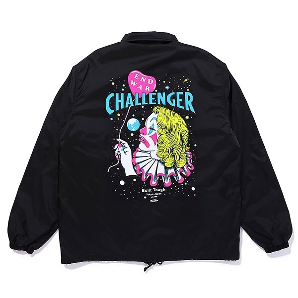 CHALLENGER END WAR COACH JACKET
