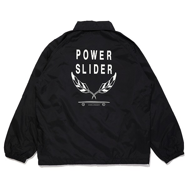 CHALLENGER POWER SLIDER COACH JACKET