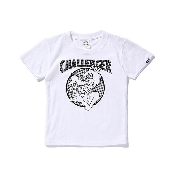 "CHALLENGER ""CAN'T STOP"" KIDS TEE"