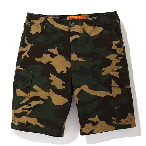 CHALLENGER MILITARY CARGO SHORTS