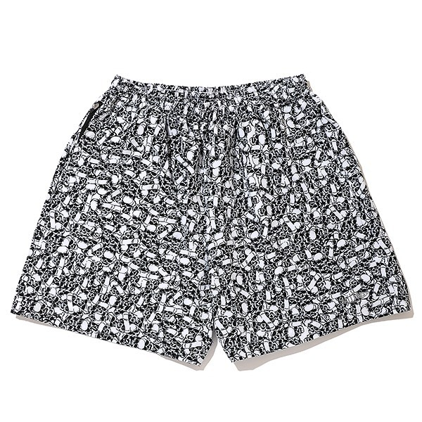 CHALLENGER PRINTED SHORTS