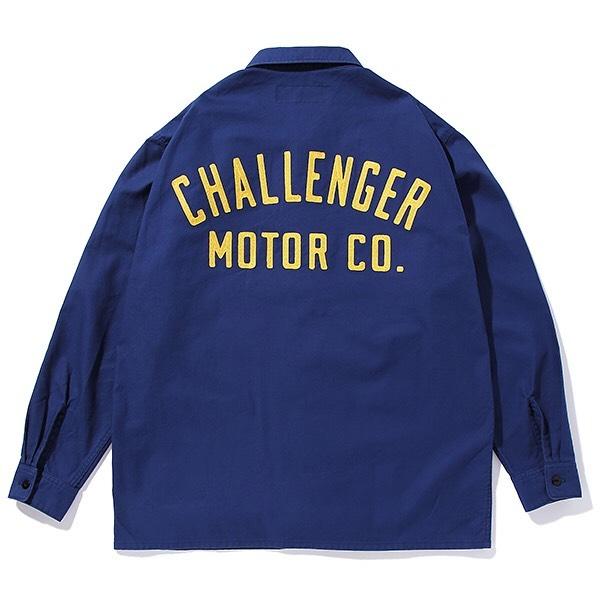 CHALLENGER MOTOR CO. SHIRT