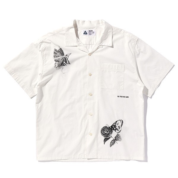 CHALLENGER GOLD FISH S/S SHIRT