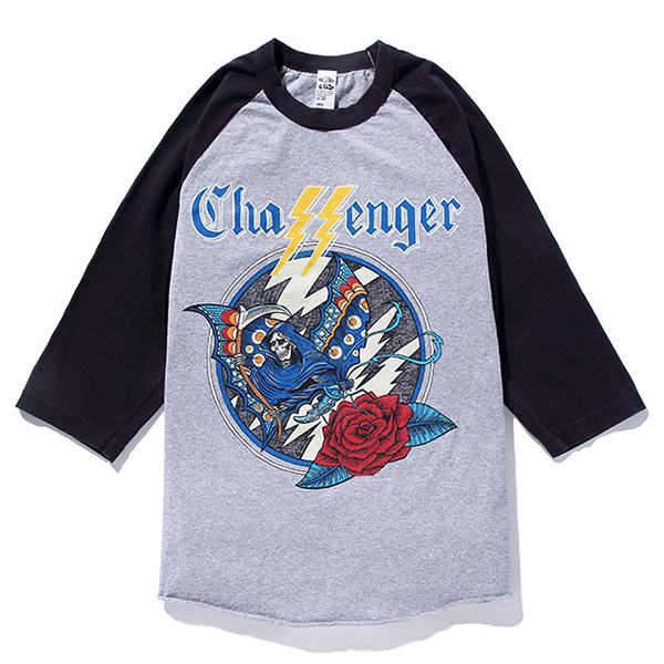 CHALLENGER Q/S SHADOW TEE