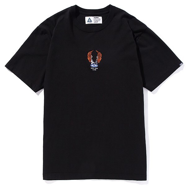 CHALLENGER EMBROIDERED ANGELS TEE