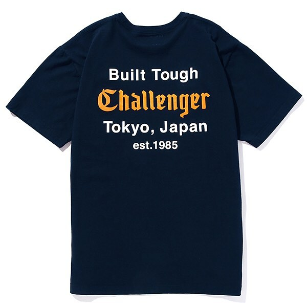 CHALLENGER BUILT TOUGH POCKET TEE