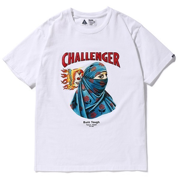 CHALLENGER EARTH TEE