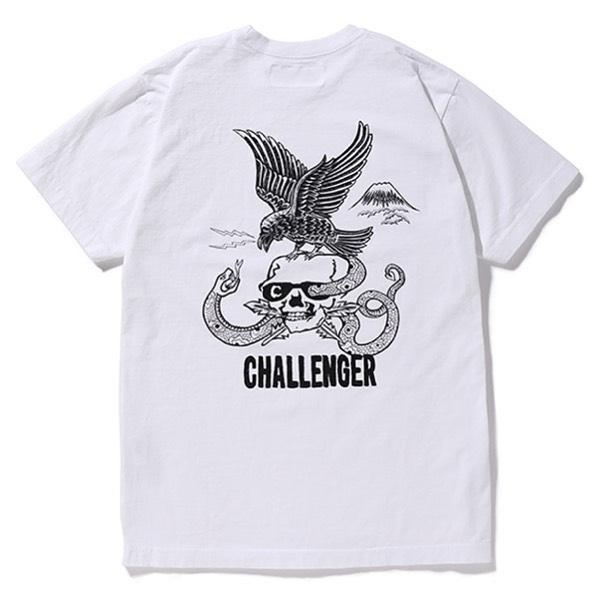 CHALLENGER CROSS OVER TEE