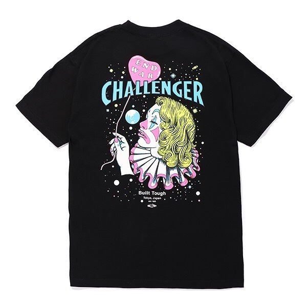 CHALLENGER END WAR TEE