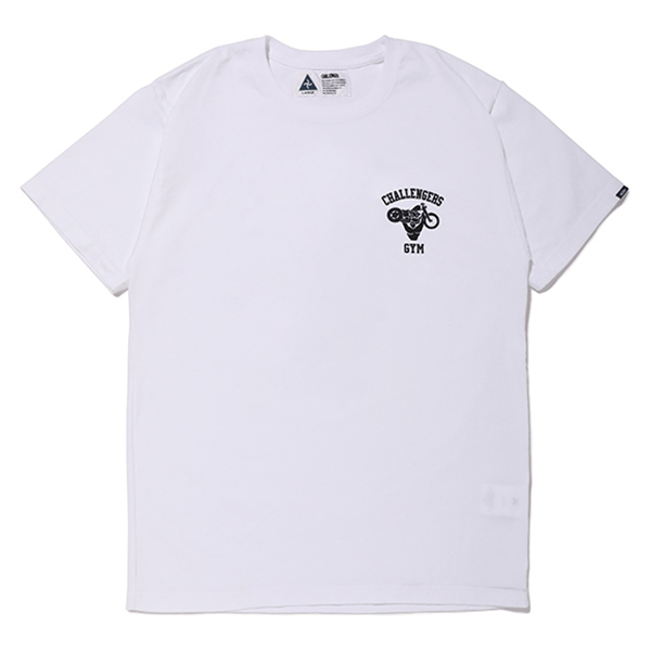 CHALLENGER CHALLENGERS GYM TEE