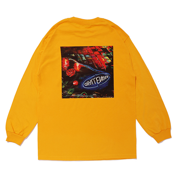 CHALLENGER L/S PUDDLE TEE