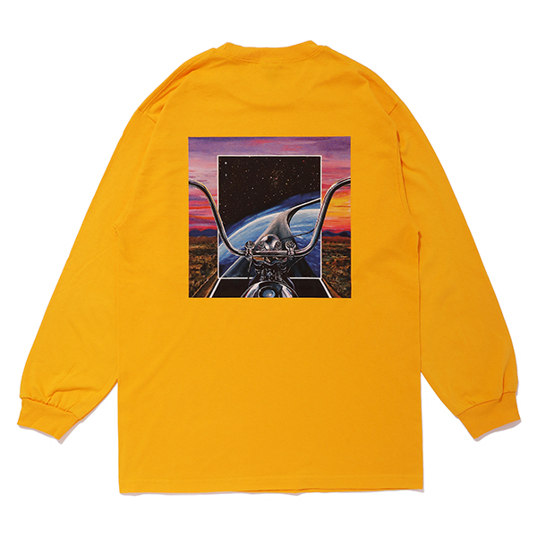 CHALLENGER L/S INCEPTION TEE