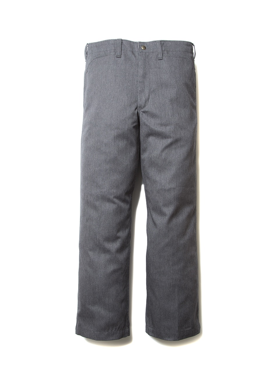 COOTIE T/C Twill X Wide Trousers