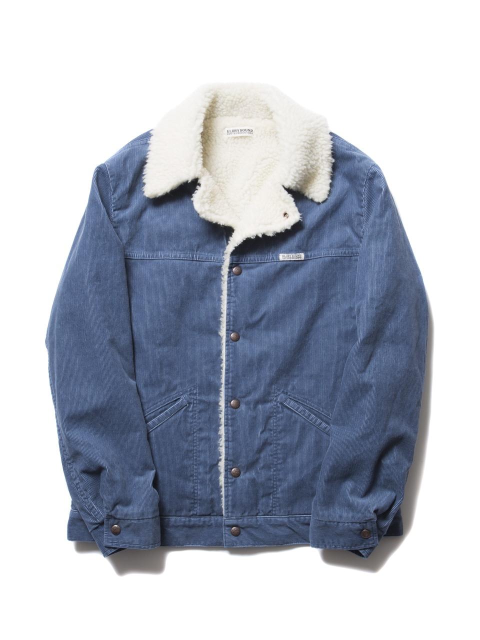 COOTIE Corduroy Cattleman Jacket