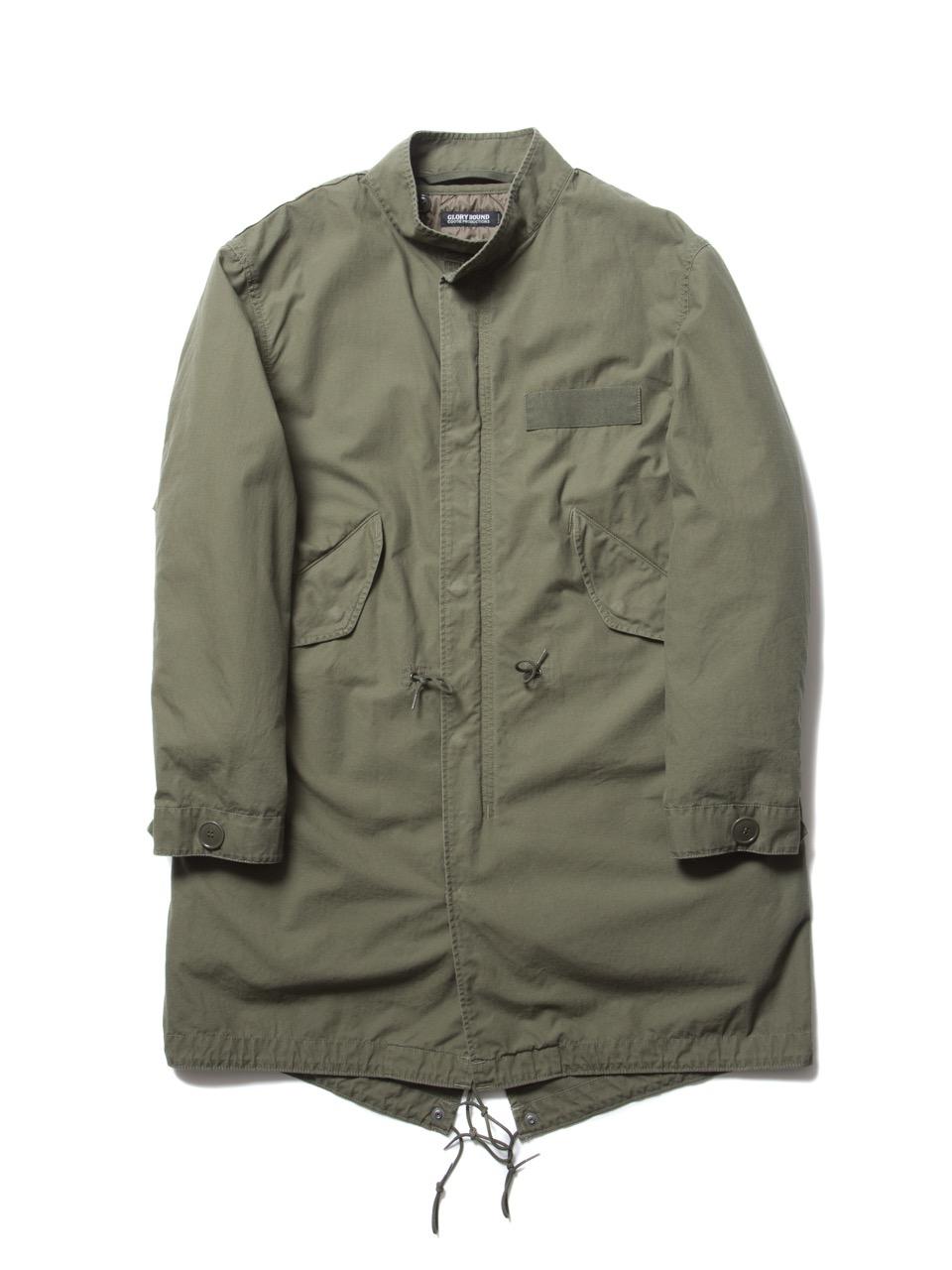 COOTIE Fishtail Coat