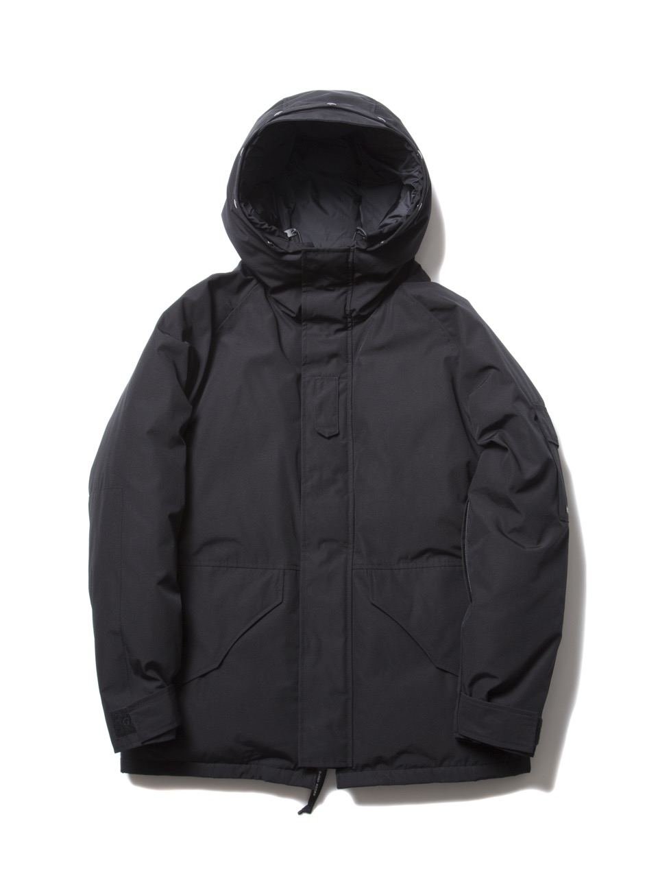COOTIE T/C Weather Cloth Down Jacket