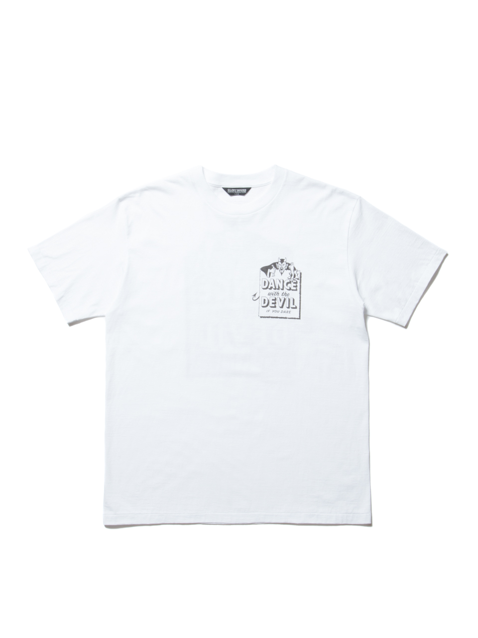 COOTIE Print S/S Tee (DANCE WITH THE DEVIL)