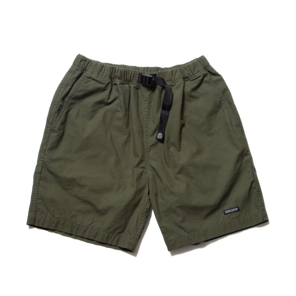 COOTIE Ripstop Over Hang Shorts