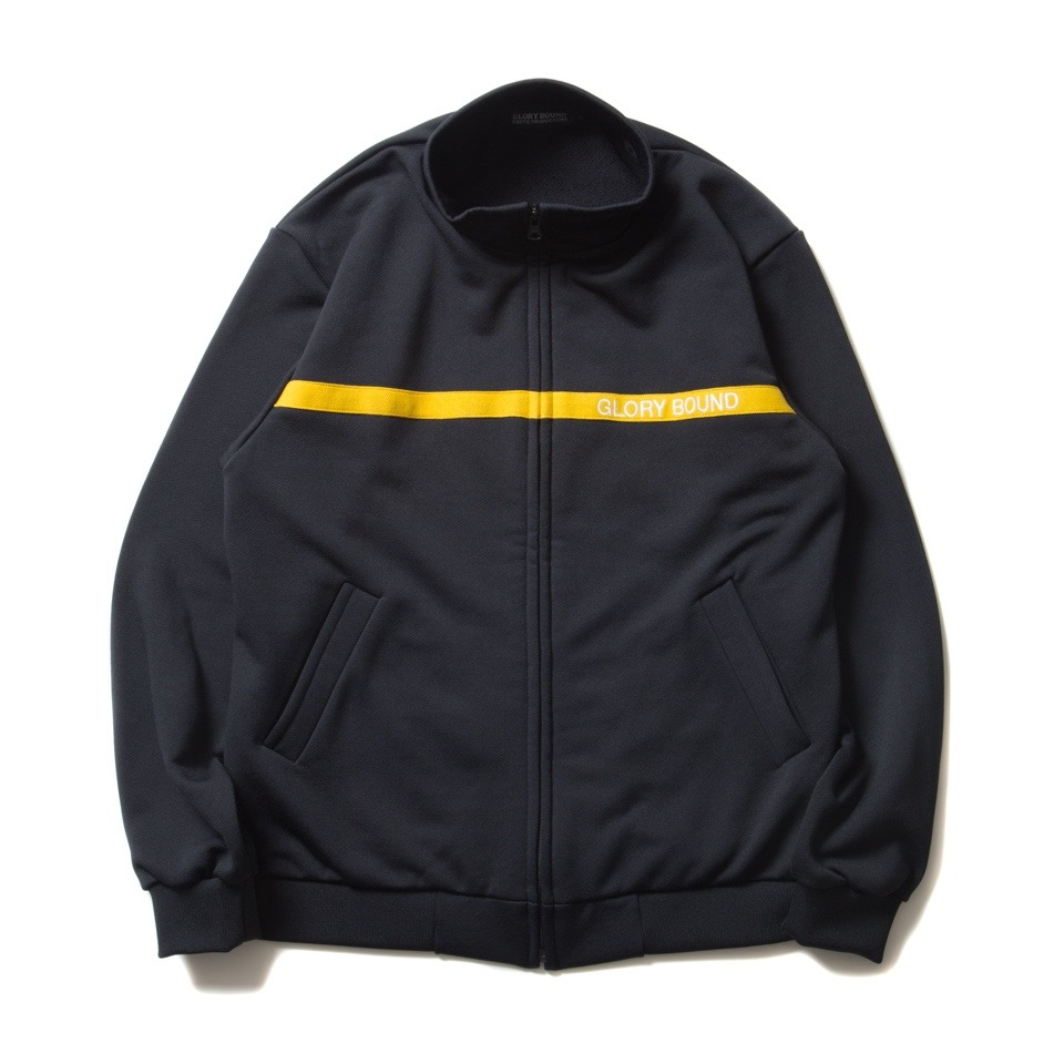 COOTIE Line Tape Track Jacket