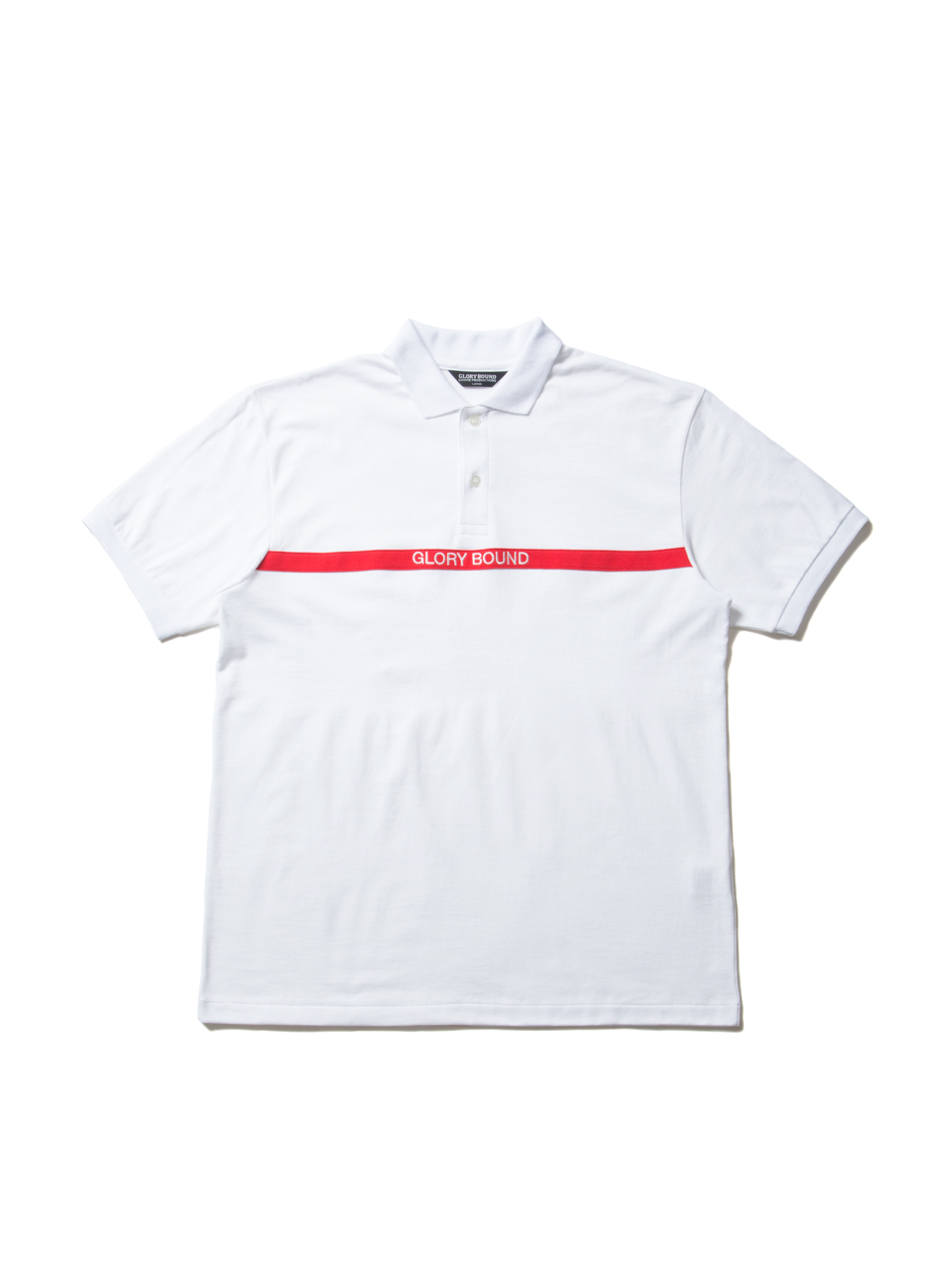 COOTIE Line Tape S/S Polo