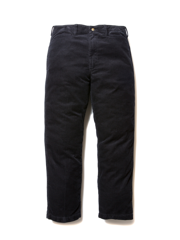 COOTIE Corduroy X Wide Trousers
