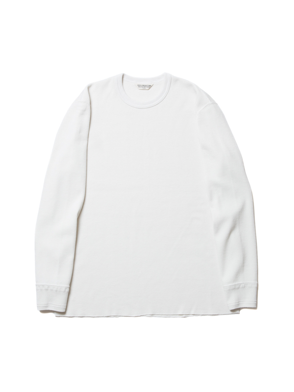 COOTIE Honeycomb Thermal L/S Tee