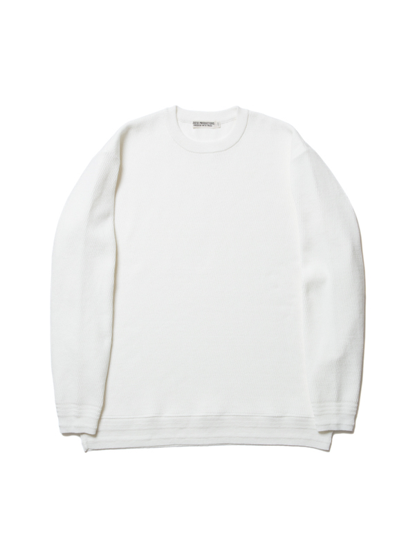 COOTIE Honeycomb Thermal Sweater