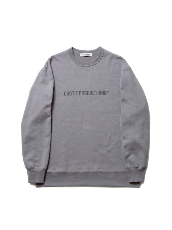 Print Crewneck Sweatshirt COOTIE LOGO