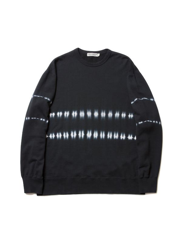 COOTIE Tie-Dye Crewneck Sweatshirt