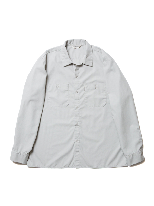 COOTIE T/C Work L/S Shirt