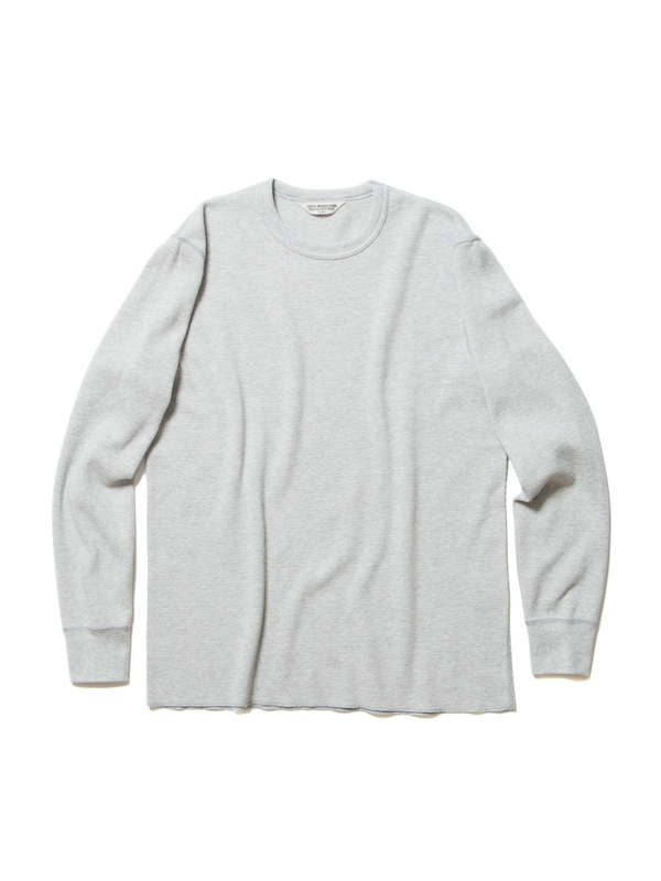 COOTIE Honeycomb Thermal Thermal L/S Tee